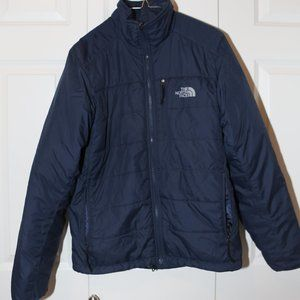 The North Face puffy, insulated jacket - small